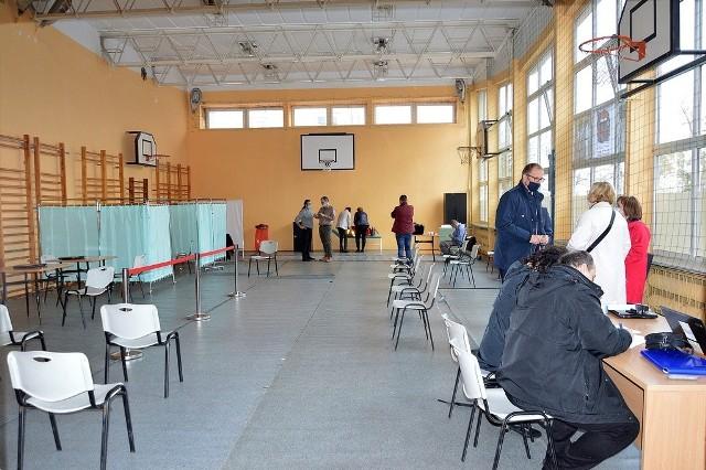 W Przemyślu punkt szczepień masowych będzie się mieścił w budynku przy ul. Ratuszowej 1 (sala gimnastyczna).