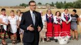 Premier Morawiecki w gospodarstwie: Zwracajcie uwagę, jakie produkty kupujecie