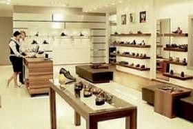 Ekspozycja butów fabryki Nord