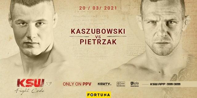 Michał Pietrzak chce potwierdzić wysoką formę w starciu z Krystianem Kaszubowskim