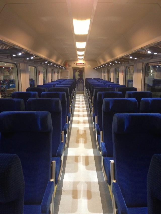 Tak maja się prezentować wagony, z jakich składane będą pociągi spółki PKP IC