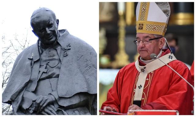 """Młodzieżówka """"Razem"""" chce odebrania honorowego obywatelstwa Białegostoku Janowi Pawłowi II i arcybiskupowi Głódziowi"""