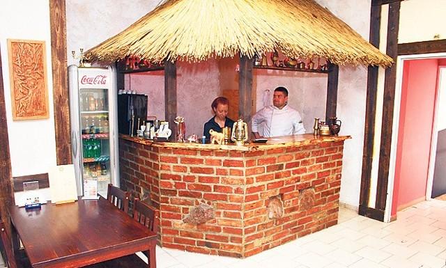 Restauracja Dania kuchni polskiej jest czynna od godz. 11 do 19, a w sezonie letnim do ostatniego klienta.
