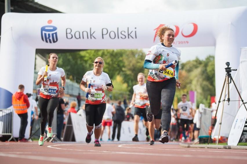 PKO Bank Polski już po raz piąty zorganizował PKO Bieg...