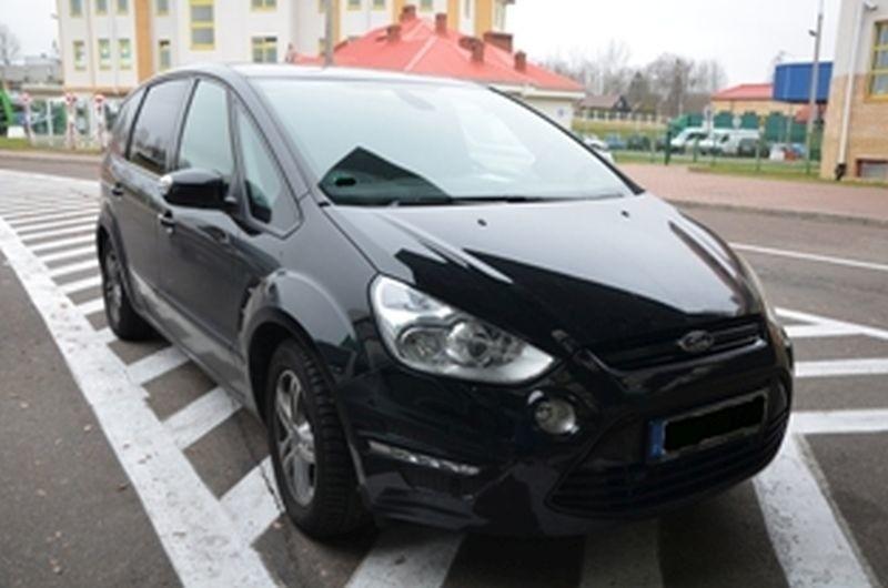 Meksykanin zatrzymany w Bobrownikach. Straż graniczna odzyskała forda za 130 tys. zł
