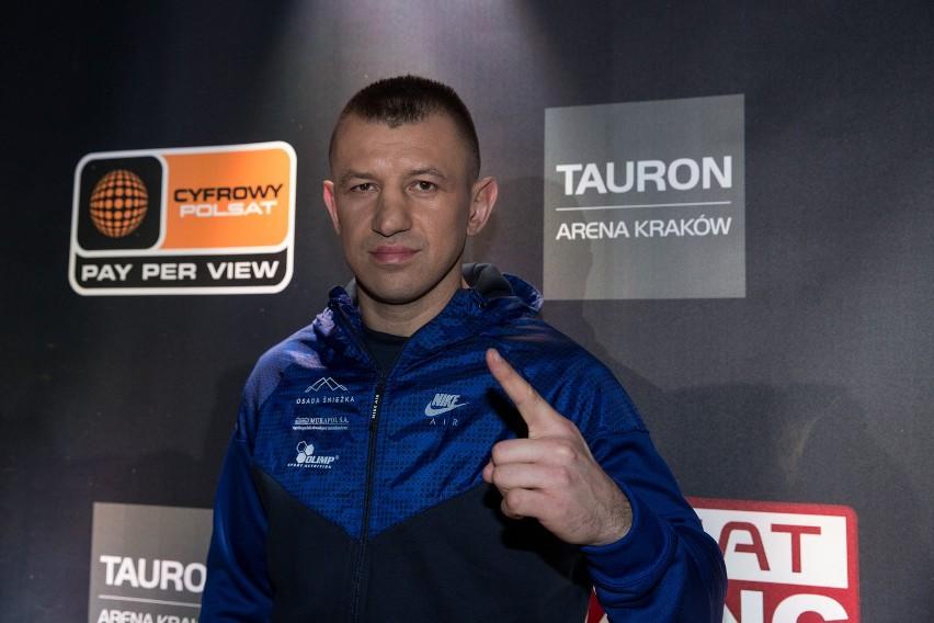 Polsat Boxing Night online: Tomasz Adamek - Eric Molina....