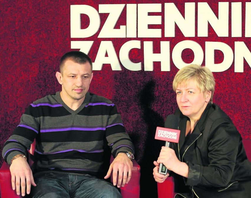 """Wczoraj Tomasza Adamka, """"jedynkę"""" Solidarnej Polski w woj. śląskim, gościliśmy w naszej redakcji. Był to jego pierwszy dłuższy wywiad po podjęciu decyzji o kandydowaniu do Parlamentu Europejskiego"""