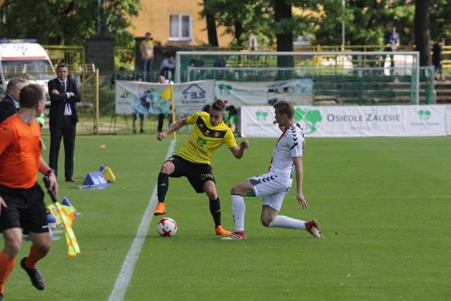 GKS Katowice przegrał z GKS Tychy i właściwie stracił szanse na awans do Ekstraklasy