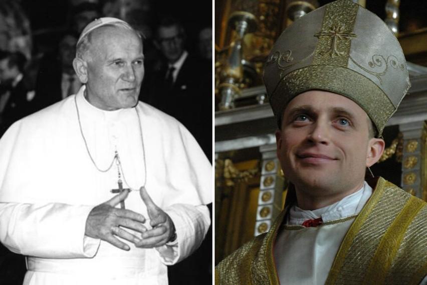 Piotr Adamczyk jako Jan Paweł II - Karol. Papież, który...