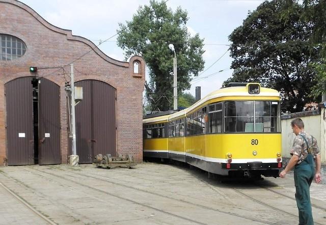 W pobliżu zajezdni tramwajowej ma powstać Centrum Sterowania Ruchem