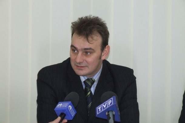 Dariusz Luks w sobotę poprowadzi Trefl Gdańsk w gorącej suwalskiej hali