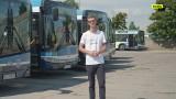 """""""Bezpiecznie na kołach"""". Elektryczne i wodorowe autobusy przyszłością transportu publicznego. MZK Wejherowo mówi o planach na kolejne lata"""