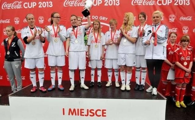 Gorzowska drużyna na podium etapu wojewódzkiego