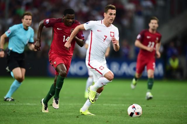 Poprzednio Polska grała z Portugalią podczas Euro 2016 we Francji.