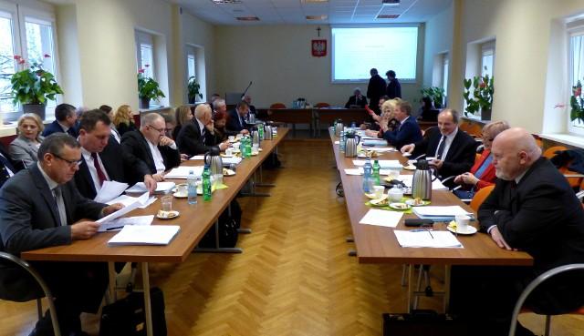 Rada Miejska obraduje w czwartek w Busku-Zdroju.