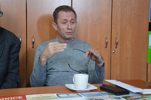 Tadeusz Rudnik mówi, że nie może tak być, aby jedna ulica miała kilka nazw. A w Chojnicach  są takie kwiatki...