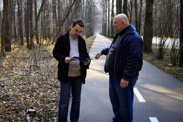 Tylko w weekend pod petycją do prezydenta przeciwko wycince drzew w Lesie Zwierzynieckim podpisało się kilkaset osób.