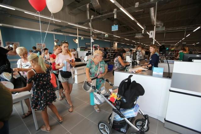 Otwarcie galerii handlowej N-Park na Maślicach