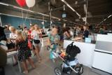 Otwarcie N-Park. Tłumy wrocławian w nowej galerii handlowej (ZDJĘCIA)