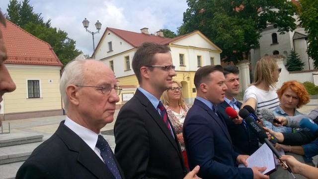Politycy PiS chcą aby w 2017 roku Józef Piłsudski był patronem Białegostoku.