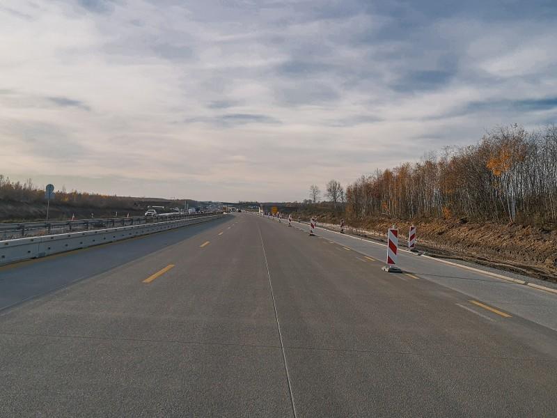 Autostrada Burszynowa - większość prac przy budowie zakończy się w 2021 r. Kiedy A1 połączy Trójmiasto z granicą polsko-czeską?