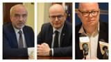 Ile w portfelu ma prezydent Grudziądza, wiceprezydent Gurbin i sekretarz Cherek?