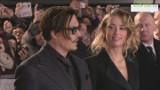 Johnny Depp obiektem plotek (wideo)