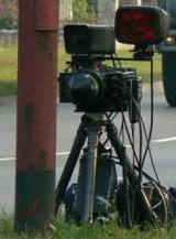 Fotoradar za głazem. Straż Miejska w Szczecinku: badamy reakcję kierowców