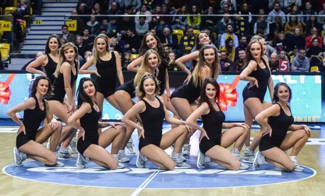 Grupa Cheerleaders Gdynia.