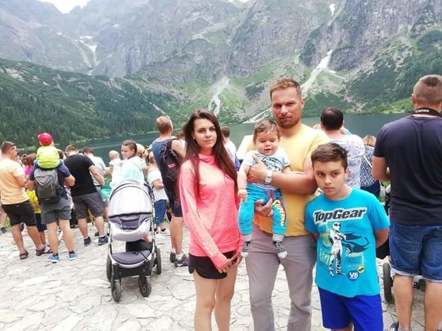 Rodzina ze Świdnika zamierza przenieść się do Włoch, by poddać syna jedynej na świecie skutecznej terapii