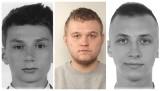 Najmłodsi przestępcy w Łódzkiem. Szuka ich policja ZDJĘCIA