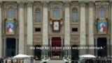 Jan Paweł II świętym [wideo]