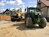 W Radomiu prowadzone są prace przy wymianie rur kanalizacyjnych i wodociągowych na ulicy Średniej, jest wyznaczony objazd