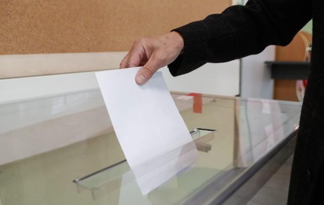 Głosowanie zakończyło się o godz. 21