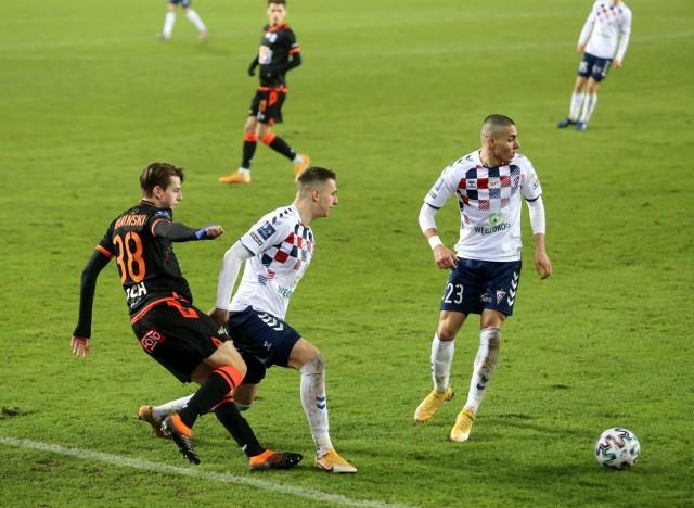 W Zabrzu Lech Poznań zremisował z Górnikiem 1:1. W niedzielę będzie chciał wygrać, by pożegnać nieudany sezon w trochę lepszej atmosferze