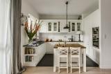 Aranżacja jadalni w domu i mieszkaniu (ZDJĘCIA)