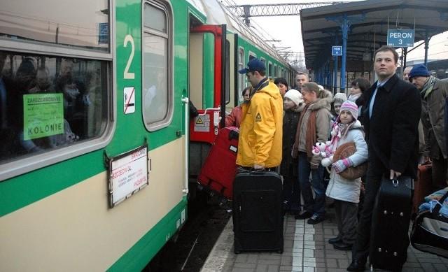 Trudno zachować czujność podczas wielogodzinnej podróży. W tego typu pociągach ochrona powinna być obecna przez cały czas.