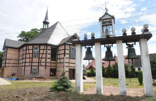 Lubięcin w gminie wiejskiej Nowa Sól.