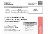 Matura 2018 język niemiecki, poziom rozszerzony. Matura z języka niemieckiego 15.05.2018 rozszerzony [arkusze CKE, odpowiedzi, rozwiązania]