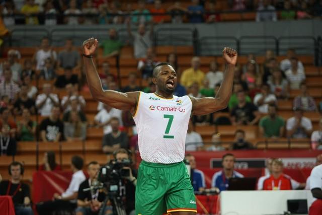 Jean Patrice Ndaki Mboulet, kapitan siatkarksiej reprezentacji Kamerunu