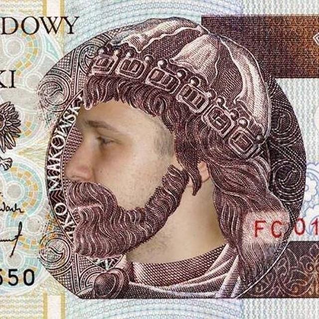 Mieszko Makowski, król Królestwa Kabuto, gdzie nie ma podatku VAT, składek na ZUS oraz wielu innych danin publicznych.
