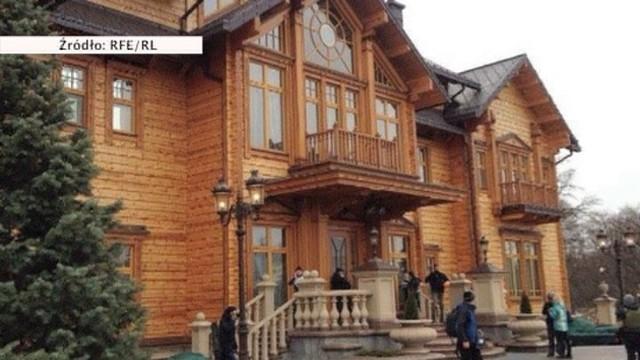 Wirtualna wycieczka po luksusowej willi Victora JanukowyczaWirtualna wycieczka po luksusowej willi Victora Janukowycza (WIDEO)