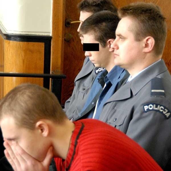 Oskarżeni nie potrafili wytłumaczyć sądowi motywów swojego zachowania.