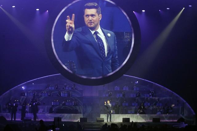 Michael Bublé w Łodzi zagrał koncert w Atlas Arenie