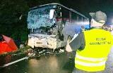 Tragiczny wypadek i śmierć 9 osób w Kleszczowie przez kierowcę osobówki? Dziś przesłuchanie. Prokuratura: Mógł mieć związek z katastrofą