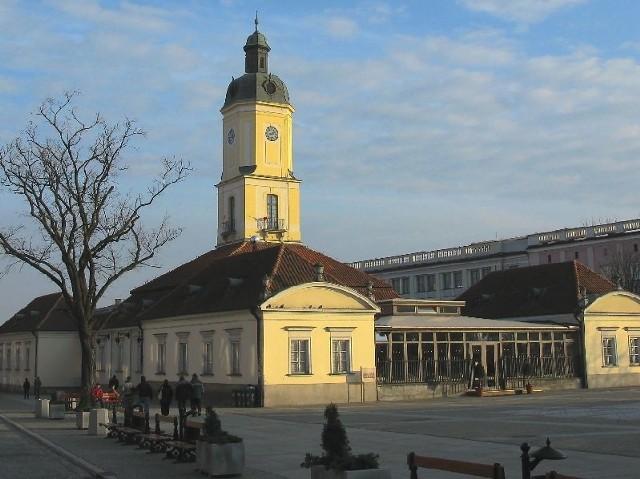 Białostockie uczelnie wszystkich zainteresowanych zapraszają na plac przed Ratuszem