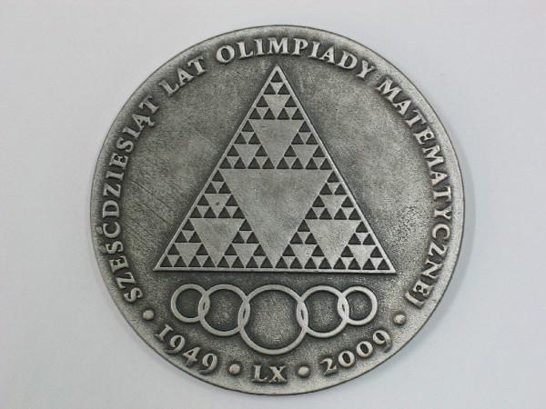Polskie Towarzystwo Matematyczne uhonorowało medalami najlepszych nauczycieli matematyki.