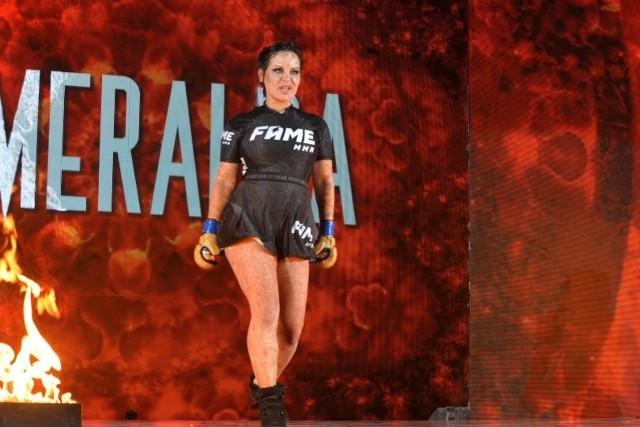 FAME MMA 3 Godlewska vs Linkiewicz