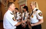 Dzień Straży Miejskiej w Grudziądzu. Były awanse i deklaracje [zdjęcia]
