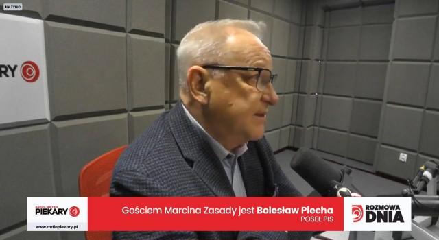 Bolesław Piecha - poseł PiS